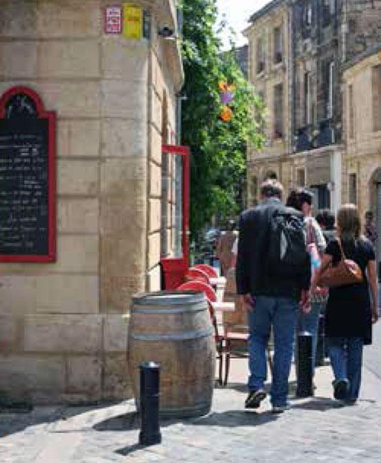 Francés en París / Burdeos / Biarritz