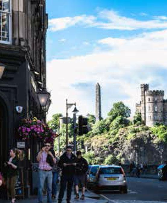 Inglés en York / Edimburgo