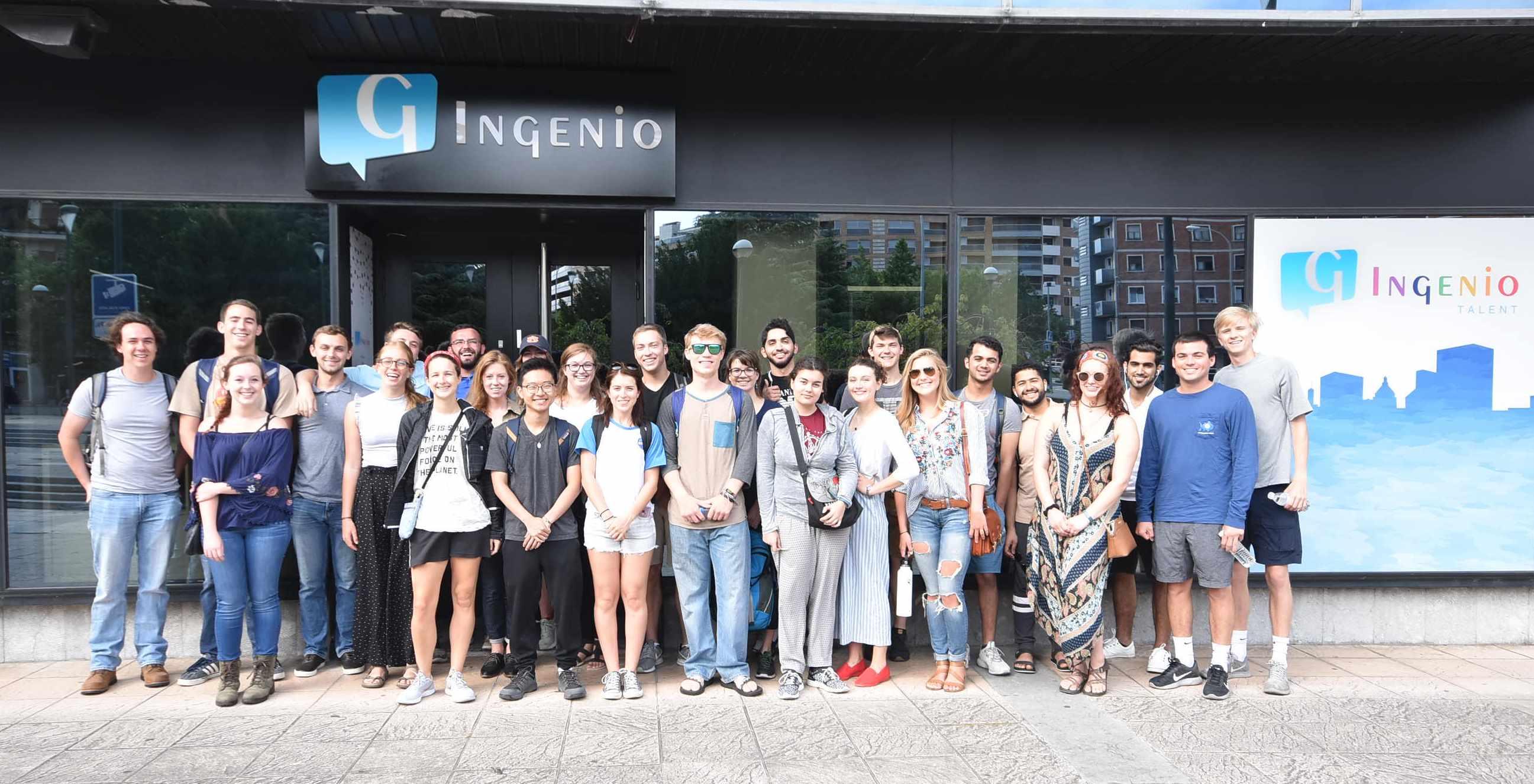 10 años del programa formativo internacional