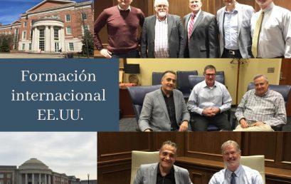 Renovados en EE.UU. los convenios de colaboración con las universidades de Auburn y Tuscalusa
