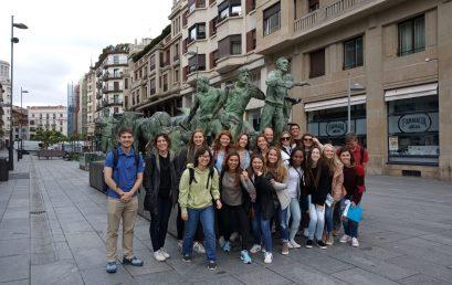 INGENIO summer programs 2019: Auburn University and University of Alabama already in Pamplona