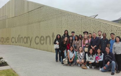 Calpoly Food Science visiting San Sebastián and the Basque Culinary Center