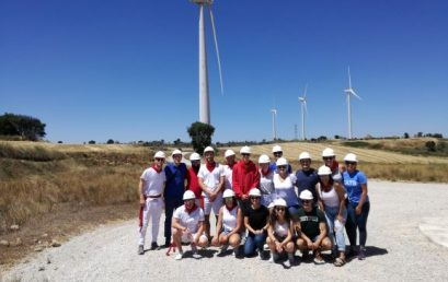 Kentucky 2019 visiting wind mills