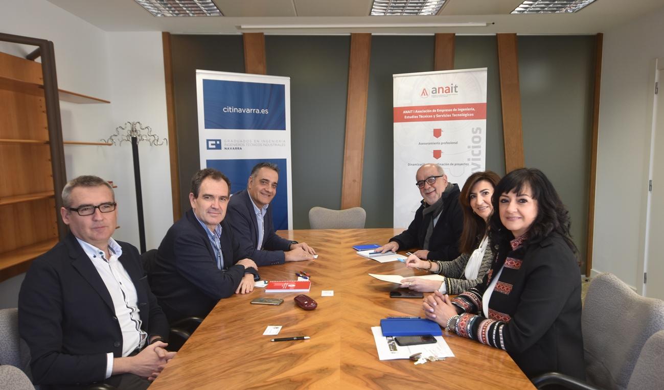 Una delegación de Brasil visita Pamplona de la mano de CITI Navarra para explorar vías de colaboración en materia de energías renovables
